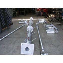 MPRT Pole Set